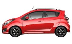 Chevy - Win a 2013 Chevy Spark 2LT worth $16,915! Enter to win at https://subscribe.luckymag.com/subscribe/luckymag/76876