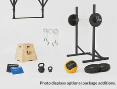 Again Faster - Equipment for CrossFit - Home Gym: Fitness