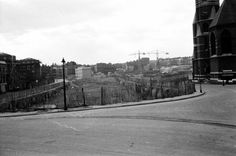 Cirencester Street • Junction with Lord Hills Road • 1959