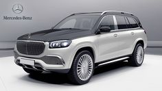 As if the Mercedes-Benz GLS was not luxurious enough, there's now a Mercedes-Maybach GLS. In terms of luxury and opulence, the Maybach treatment takes the Mercedes Benz Maybach, Gls Mercedes, Chevrolet Trailblazer, Aston Martin, Console Centrale, Volkswagen, Co2 Emission, Rolls Royce Cullinan, Audi