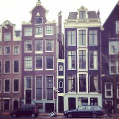 """You thought you saw the smallest 'grachten pand' in Amsterdam?' by ambarsurastri"