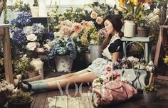 Vogue Korea March 2010 : Kim Tae-hee by Oh Jung-seok - Page 3 - the Fashion Spot