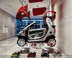 the anatomy of a smart car