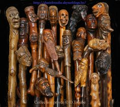 Free Wood Patterns for Carving Walking Sticks image search results Walking Sticks And Canes, Wooden Walking Sticks, Walking Canes, Hand Carved Walking Sticks, Cannes, Talking Sticks, Walking Staff, Cane Handles, Cane Stick