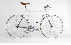 Bianchi and Gucci Cyclemodel