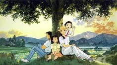 Omohide poro poro / Only Yesterday, Director, Isao Takahata, animation, Studio Ghibli. Hayao Miyazaki, Totoro, Studio Ghibli Films, Daisy Ridley Star Wars, Isao Takahata, Grave Of The Fireflies, Only Yesterday, Movie Guide, The Best Films