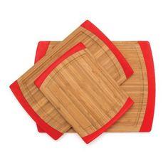 Lipper Bamboo Cutting Board, Brown
