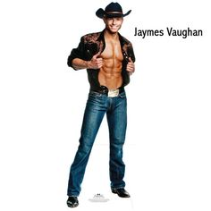 Take home some Lifesize Man Candy for later ;] - Chippendales - 7 Styles.
