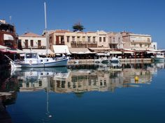 - Rethymno – Renaissance of culture Rethymno Crete, Greece, Mansions, House Styles, Greece Country, Villas, Palaces, Mansion, Mansion Houses