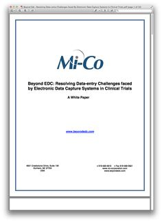 Beyond Edc- Resolving Data-entry Challenges Faced By Electronic Data Capture Systems In Clinical Trials.pdf.png (1069×1460)