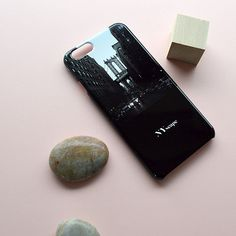 NYscape iPhone case -DUMBO, Brooklyn
