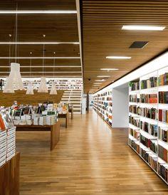 Cultura Bookstore by Studio MK27, São Paulo   Brazil bookstore
