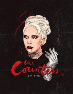 The Countess (Lady Gaga!), by Elizabeth Green