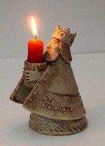 Kings/Wise Men - Bandon Pottery, Ireland