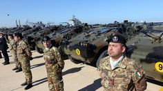 MORE BEAR POKING/PROVOKING: Italy Deploys Troops Along Russian Border & U.S. Proposing To Deploy Marines 60 Miles From Russia Border