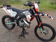ktm 200 exc in Cars, Motorcycles & Vehicles, Motorcycles & Scooters, KTM   eBay