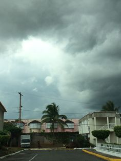 Watch out, the rain is coming!! Lol Kingston Jamaica