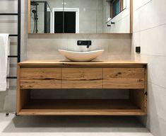 Home Decor Decoracion Bespoke Timber Design Leopold.Home Decor Decoracion Bespoke Timber Design Leopold Timber Bathroom Vanities, Timber Vanity, Kitchen Cabinets In Bathroom, Bathroom Furniture, Modern Bathroom, Small Bathroom, Cream Bathroom, Vanity Bathroom, Beautiful Bathrooms