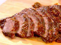 #Poitrine de #boeuf version #barbecue #BBQ #ketchup #gelée #recette l Follow Sophie's Store on Pinterest