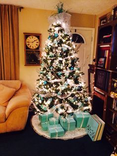 Susan's 2014 Christmas Tree