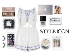 """Style icon nr. 2"" by louise-w-pedersem on Polyvore featuring Ally Fashion, Samsung, Butter London, Urban Decay, women's clothing, women's fashion, women, female, woman and misses"