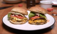 Here's How to Make In-N-Out & Shake Shack Burgers at Home