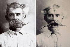 great moments in the history of facial hair