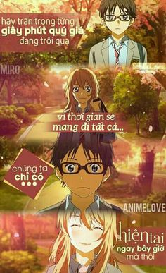 Fan Anime, Anime Love, Heart Quotes, Words Quotes, Miyazono Kaori, Beautiful Meaning, Your Lie In April, Manga Quotes, Short Comics