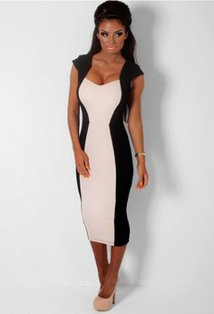 c5b98bb891 Pink Boutique - Celeb Inspired Fashion   Dresses. Preference Nude   Black  ...