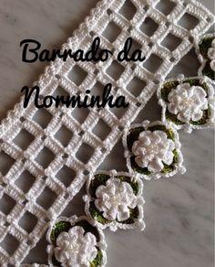 Ponto Preso1: Croche - Tramas Quadriculadas ...