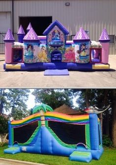 If you need inflatable moon bounces for your event, take a look at Texas Moonwalk Rentals. They offer reliable cheap bounce house rentals.