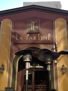 Cafe La Tartine Redwood City Ca