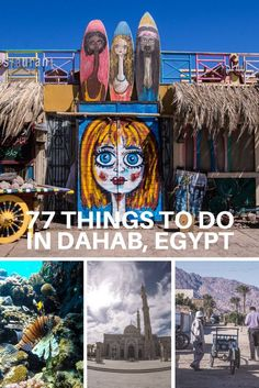 77 Things To Do In Dahab, Egypt
