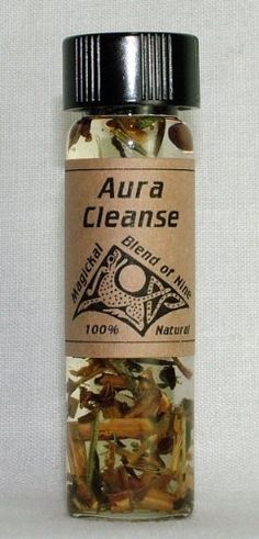 Aura Cleanse by magickaloils. $5.95. Purify your aura from the stress of everyday life and interactions with others. This oil can also be used in the bath prior to performing ritual and spell work.