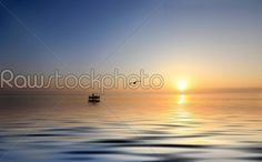stock photo: sunrise over the ionian sea-Raw Stock Photo ID: 13748