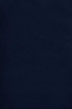 Blue color Solid pattern Velvet type Upholstery Fabric called Indigo 539 by KOVI Fabrics