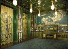 Whistler's Peacock Room, Freer Gallery