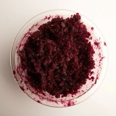 Concord Grape Granita - Concord grapes are one of the joys of the fall ...