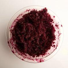 Concord Grape Granita - Concord grapes are one of the joys of the fall ...