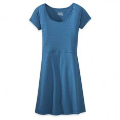 Features of the Outdoor Research Women's Bryn Dress Breathable Lightweight Quick-Drying Wicking Movement-mirroring stretch Cap sleeves Scoop neck Rubber-Coated coin logo Casual Skirt Outfits, Classy Outfits, Outfits For Teens, Trendy Outfits, Trendy Plus Size Clothing, Plus Size Outfits, Outfit Meaning, Trekking Outfit, Climbing Outfits
