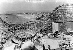 Pacific Ocean Park [P.O.P.], Santa Monica, California