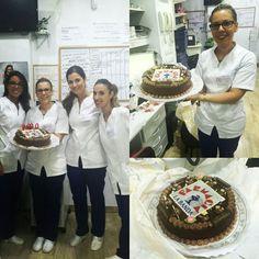 Celebración en Farmacia La Banda, Chiclana Pharmacy, Bands
