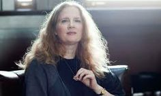 Suzanne Collins author of the Hunger Games