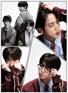 Map of the Soul: 7 Concept Photo Version 4 Foto Bts, Bts Photo, Seokjin, Bts Boys, Bts Bangtan Boy, K Pop, Ukiss Kpop, Bts Concept Photo, Jin Kim