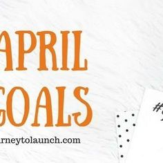 It the first day of April (and April Fool's Day-although we won't be playing foolish games with our money today, right!) ______ Have you created you April monthly budget yet? What are you looking to accomplish this month? Please share below 👇🏽