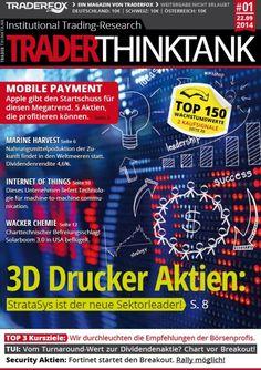 Das neue Trading Magazin von TraderFox mit dem Namen TraderThinkTank... #neuestradingmagazin #traderfox #traderthinktank