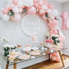 Baby Shower Balloons - An Easy & Cost Effective Way To Create A Fabulous Baby Sh. - Baby Shower , Baby Shower Balloons - An Easy & Cost Effective Way To Create A Fabulous Baby Sh. Baby Shower Balloons - An Easy & Cost Effective Way To Create A Fa. Balloon Columns, Balloon Arch, Balloon Garland, Balloon Display, Diy Garland, Diy Baby Shower Decorations, Balloon Decorations, Birthday Decorations, Table Decorations