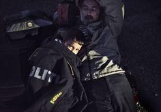 Refugees marching through Denmark towards Sweden - Album on Imgur