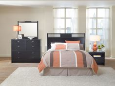 Bally 4-PC Bedroom Package - Value City Furniture