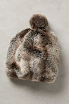 Anthropologie Claudine Faux-Fur Hat on ShopStyle